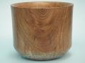 Bol de madera de nogal torneado a mano -Juglans Regia-. Torneados Art madera; Francisco Treceño