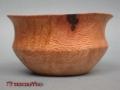 Torneado tradicional de madera de encina. artmadera.com