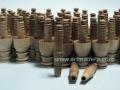 Brocales de madera