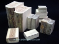 Libros de madera