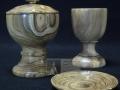 Objetos litúrgicos de madera