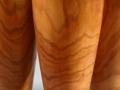 Formas troncocónicas de olmo. artmadera