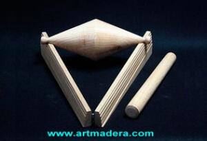 Productos Geométricos de Madera